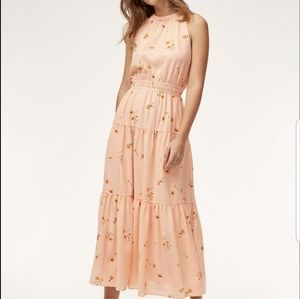 Aritzia Wilfred Effet Maxi Dress